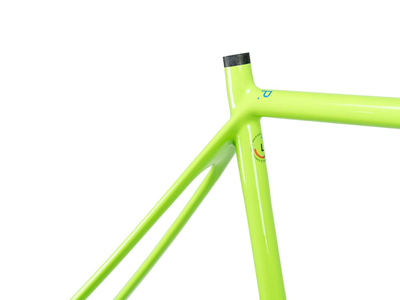 OPENCYCLE GravelPlus Disc Frame 28 OPEN New UP | Carbon green