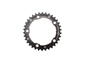 CARBON TI Chainring X-CarboRing Carbon BCD 110 | Inside