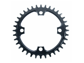 GARBARUK Chainring Round 1-speed narrow-wide BCD 96 mm...