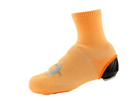 SEALSKINZ Überziehsocke | orange | S-M (36 - 42)