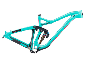 NINER Mountainbike Rahmen 29 Fully RIP 9 Carbon Mint/Red...