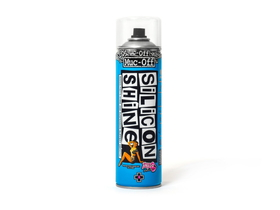 MUC-OFF Pflegemittel Silicone Shine 500 ml