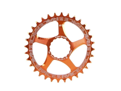 RACE FACE Chainring Direct Mount CINCH System Narrow Wide 1-speed orange