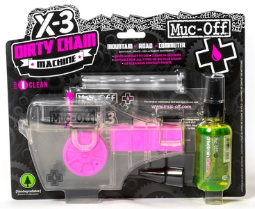 MUC-OFF Chain Cleaning Set Dirty Chain X3