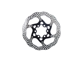 TRP Disc Brake Rotor TR-13 black/silver 140 mm | 6-hole