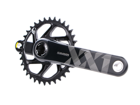 SRAM XX1 Eagle DUB Kurbel 1x12 | X-SYNC 2 SL Direct Mount...