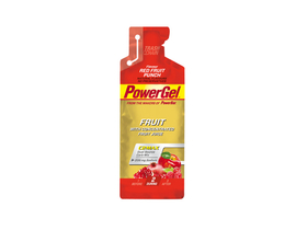 POWERBAR Energiegel New Powergel Red Fruit Punch | 24...