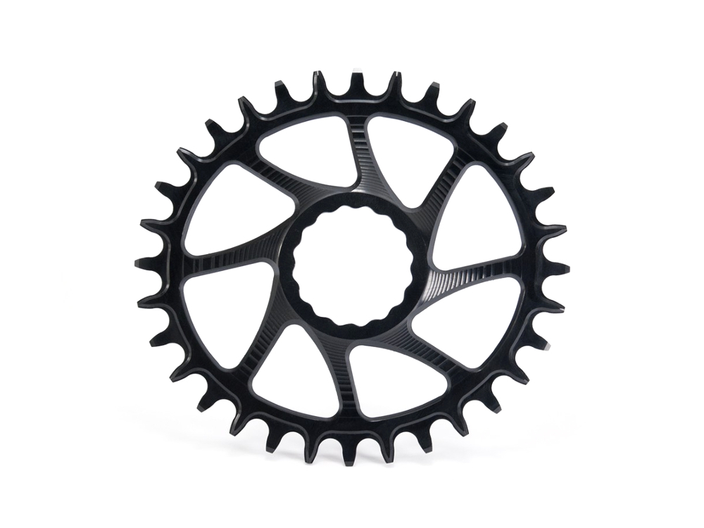 Race Face Cinch Direct Mount Narrow//Wide Chain Ring Black 28T