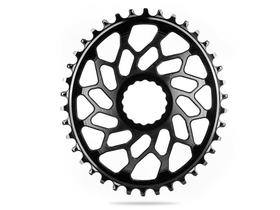 ABSOLUTE BLACK Chainring Direct Mount oval | Easton EC90...