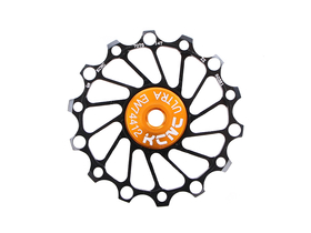 KCNC Jockey Wheel Narrow Wide | 14 Teeth black