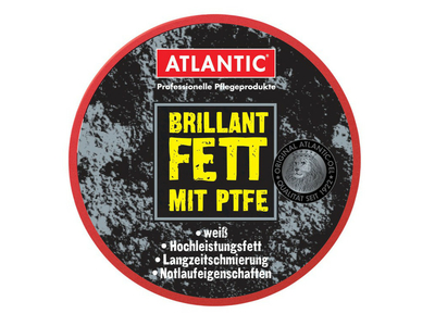 ATLANTIC Bearing Grease Brillant white PTFE | 40 g