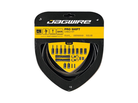 JAGWIRE Shifting Cable Set Pro Shift | font and rear