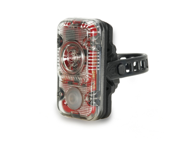 LUPINE Rear Light Rotlicht black | StVZO