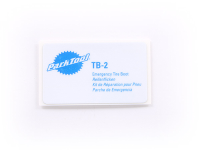 PARK TOOL Tire Patches | Tire Boot TB-2