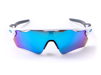OAKLEY Sonnenbrille Radar EV Path Polished White | Prizm...