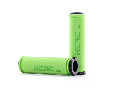 KCNC Grips EVA Lock-On Grip green