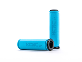 KCNC Griffe EVA Lock-On Grip blau