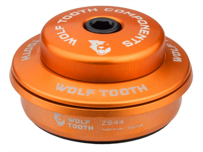 WOLFTOOTH Steuersatz Oberteil S.H.I.S. ZS44/28,6 | 6 mm Stack orange