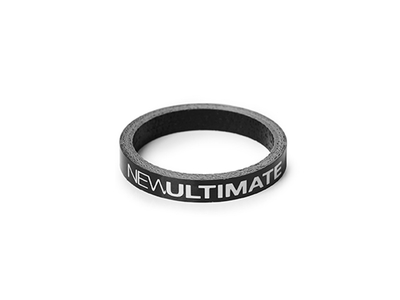 NEW ULTIMATE Spacer Carbon UD 5 mm | matt