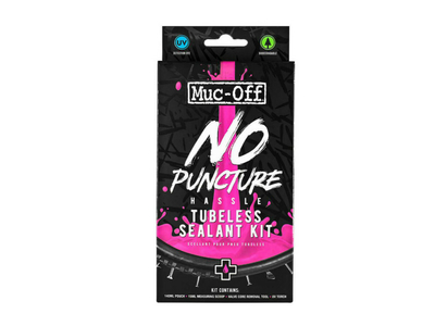 MUC-OFF Tire Sealant No Puncture Hassle Set | 140 ml
