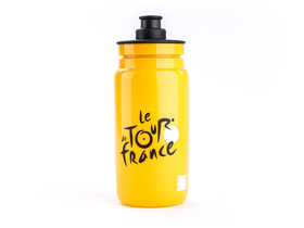 ELITE Trinkflasche Fly Tour de France gelb | 550 ml