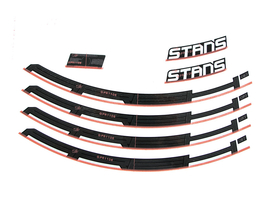 NOTUBES Sticker Set Rim Decals ZTR Arch CB7 27.5 | 650B...