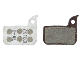 SRAM Brake Pads Organic with Aluminum Backplate without...