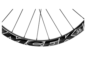 MCFK Vorderrad 28 Road Disc Carbon Clincher 35 mm | Tune...