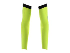 SHIMANO Arm Warmers | neon yellow