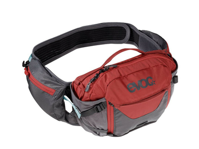 EVOC Hüfttasche Hip Pack Pro 3L | carbon grey/chili red