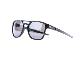 OAKLEY Sonnenbrille Latch Beta Matte Black | Prizm Black...