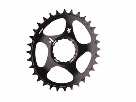 RACE FACE Chainring Direct Mount Oval CINCH System Narrow...