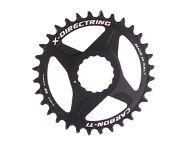 CARBON TI Kettenblatt X-DirectRing Direct Mount | 1-fach...