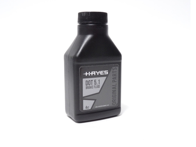 HAYES Brake Fluid DOT 5.1 | 4 oz - 118 ml