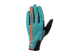 HANDSKE Gloves Last Match | Windstopper | teal