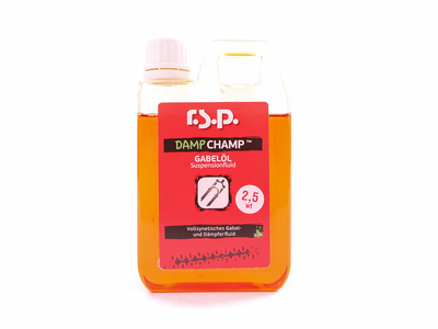 R.S.P. Damp Champ Fork Oil 2,5 WT | 250 ml
