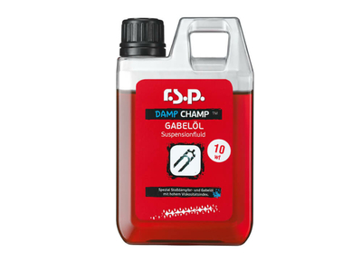 R.S.P. Damp Champ Fork Oil 10 WT | 250 ml