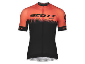 SCOTT Kurzarmtrikot RC PRO | orange/schwarz