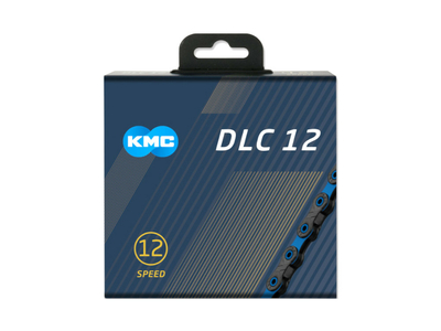 KMC Chain 12-speed DLC12 126 Links | black | blue