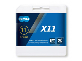 KMC Chain 11-speed X11 EPT 118 Links | silver