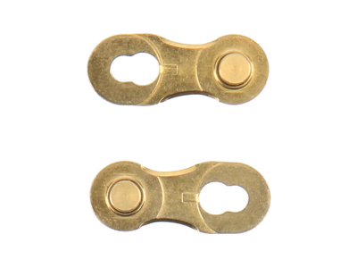 KMC Chain Lock 12-speed Missing Link 12 NR Ti-N | gold