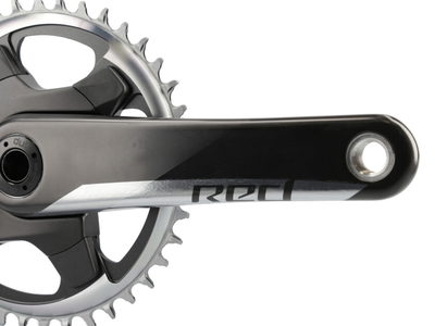 SRAM RED 1 DUB Kurbel Carbon Road 1-fach 40 Zähne 175,0 mm