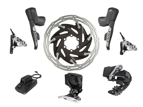 SRAM RED eTap AXS Road Disc HRD Flat Mount Shifting Group...
