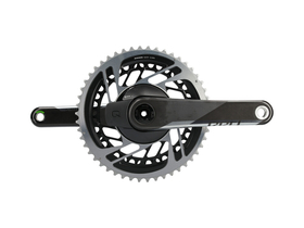 SRAM RED DUB AXS Quarq Powermeter Crank Carbon Road 2-speed