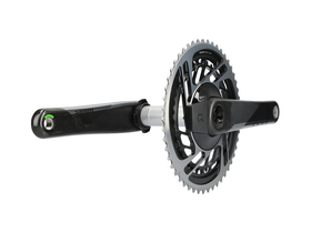 SRAM RED DUB AXS Quarq Powermeter Kurbel Carbon Road...