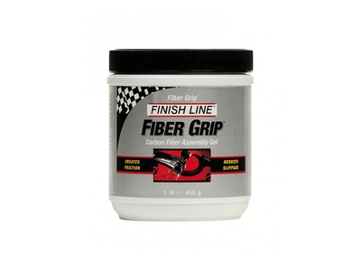 FINISH LINE Montagegel Fibergrip für Carbon | 450 g