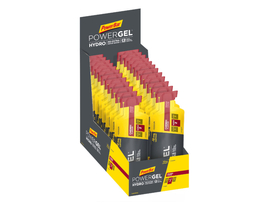 POWERBAR Energiegel Powergel Hydro Cherry | 24 Beutel Box