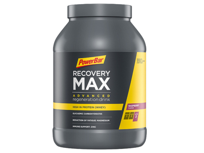 POWERBAR Regeneration Drink Recovery Max Raspberry Cooler...