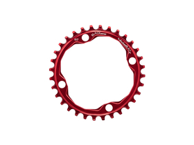 BLACKseries by ABSOLUTE BLACK Chainring 1-speed BCD 104 |...