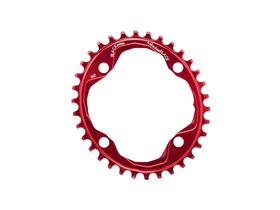 BLACKseries by ABSOLUTE BLACK Chainring oval 1-speed BCD...